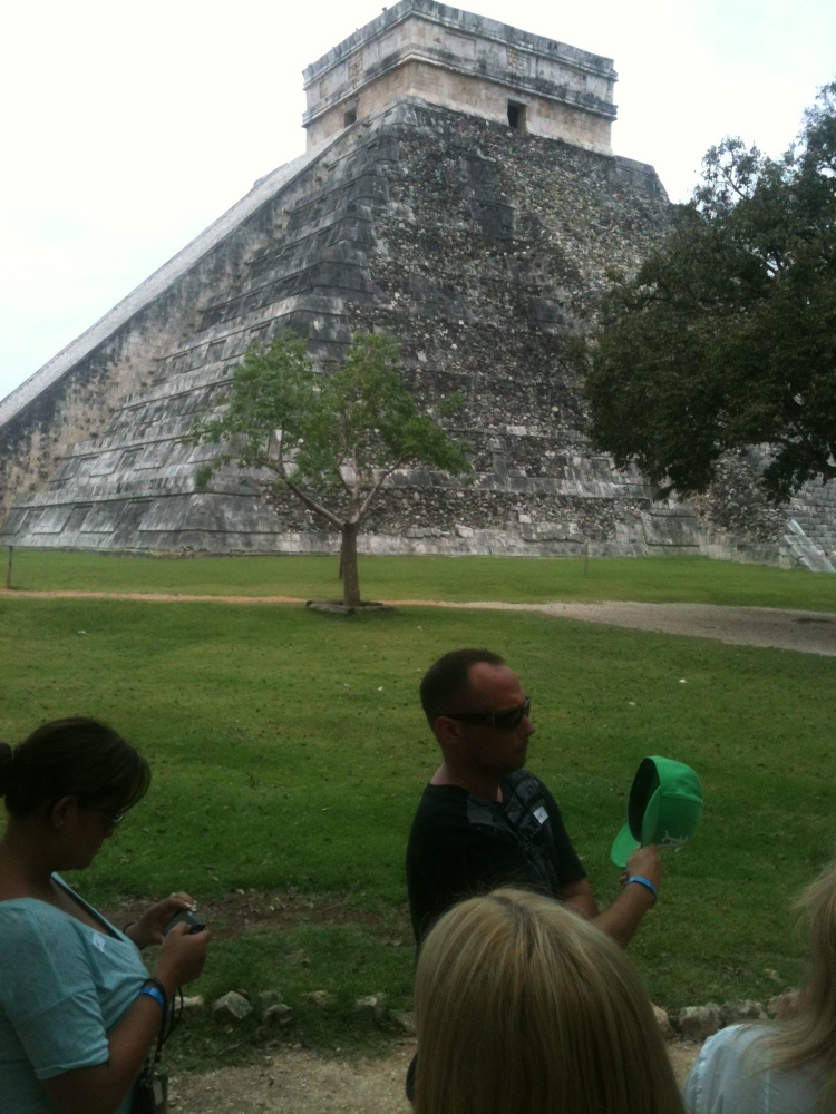 Cancun Report Part III: Chichen Itza (1/3)