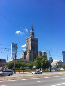 The Palace of Culture, Warsaw