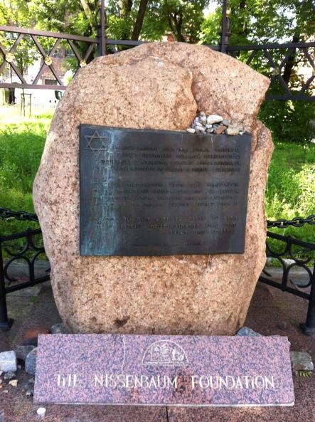 Memorial for the Jews of Kazimierz