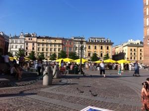 Krakow Rynek, Stare Miasto
