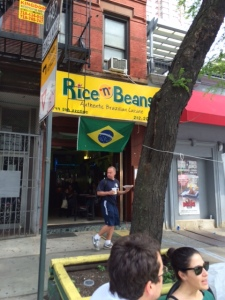 Rice and Beans Restaurant