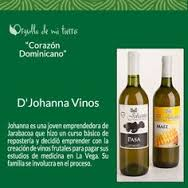 Copy of one of Johanna's Wines