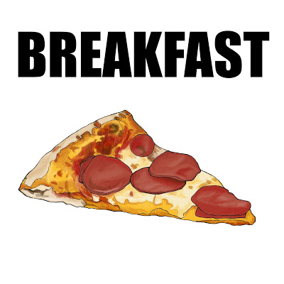 pizza-for-breakfast